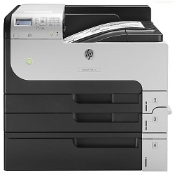 Принтер HP LaserJet Enterprise M712xh