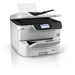 МФУ Epson WorkForce Pro WF-C869RDTWF